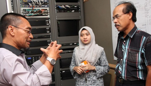 Lawatan Akademik dari Universiti Sains Malaysia, Penang