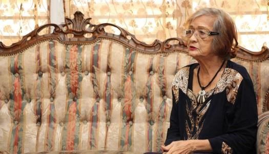 Kunjungan ke Rumah Seniwati Mariani