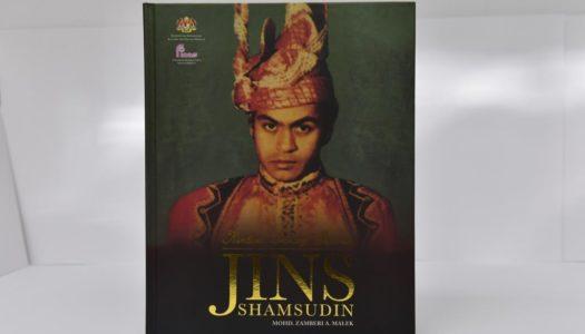 Jins Shamsudin: Kembara Seorang Seniman