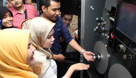 Academic Visit from Students of Utara Malaysia University, Kedah