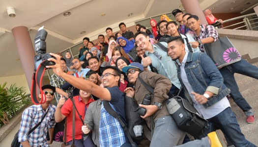 Study Tour of the Faculty of Creative Technology and Heritage (UMK)