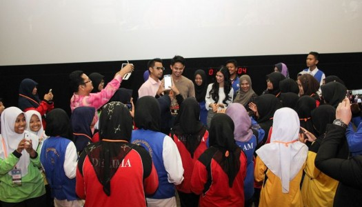 Interactive Visit of the Film Lovers Club