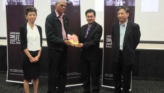 Johor Bahru Film Festival 2015 Press Conference
