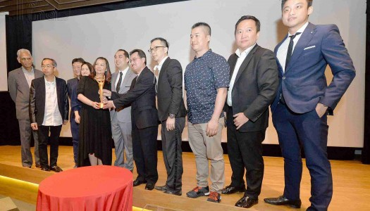 SIDANG MEDIA MALAYSIA INTERNATIONAL FILM FESTIVAL DAN  MALAYSIA GOLDEN GLOBAL AWARDS
