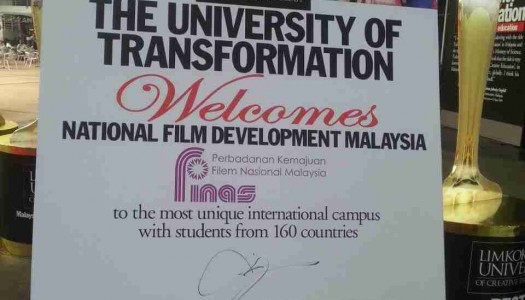 SYNERGY BETWEEN CENTER OF EXCELLENCE ( COE ) , FINAS AND UNIVERSITY OF CREATIVE LIMKOKWING ( LUCT ) TOWARDS THE TRANSFORMATION OF MALAYSIA CREATIVE INDUSTRIES