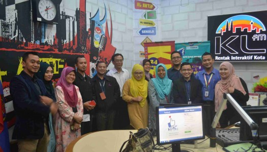 PARTNERSHIP BETWEEN COE (FINAS) AND RTM TO STRENGTHEN  ANALOG CONTENT INFORMATION TO DIGITAL TECHNOLOGY