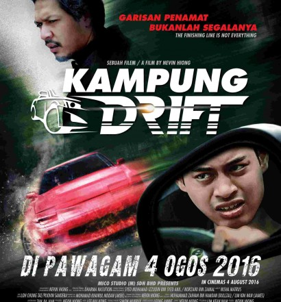 Poster - Kampung Drift__m