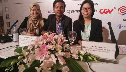 FINAS TAPS MORE CO-PRODUCTION OPPORTUNITIES WITH ASEAN MEMBERS