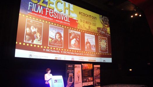 CZECH FILM FESTIVAL 2017 IN MALAYSIA OFFICIALLY LAUNCHED