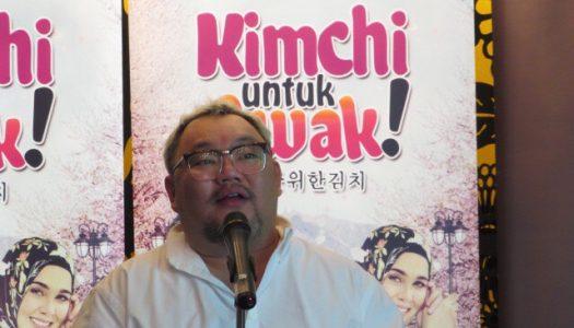 MAJLIS PELANCARAN DAN SIDANG MEDIA 'KIMCHI UNTUK AWAK'