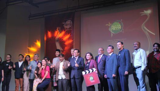 MAJLIS PELANCARAN ASEAN INTERNATIONAL FILM FESTIVAL & AWARDS 2017