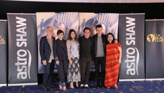 MALAM GALA FILEM 'YOU MEAN THE WORLD TO ME'