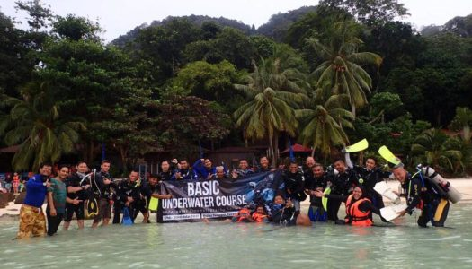 "PROGRAM ""BASIC UNDERWATER COURSE – UNDERWATER CINEMATOGRAPHY SERIES"