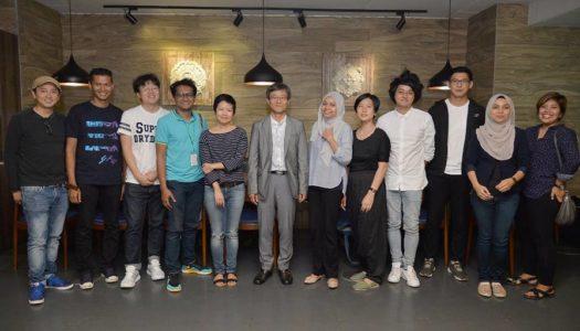 ARIFF SYAFZAN & BENEDICT JEREMY LAZAROO TO REPRESENT MALAYSIA AT ASEAN-ROK FILM LEADERS INCUBATOR: FLY 2017, INDONESIA