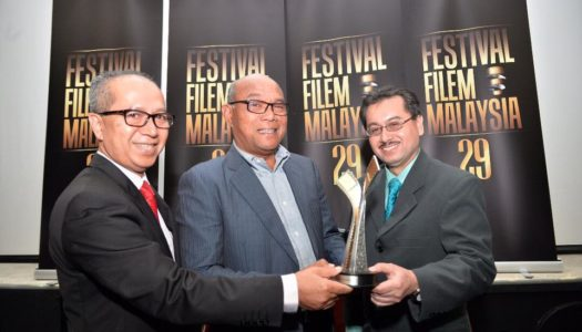 'TRANSFORMASI CITRA KARYA' INSPIRASI FESTIVAL FILEM MALAYSIA KE 29 (FFM29)