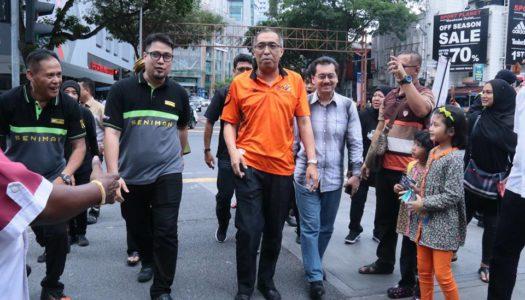 PROGRAM KEMERDEKAAN SAYANGI NEGARAKU MALAYSIA SEMARAKKAN SAMBUTAN HARI KEBANGSAAN 2017
