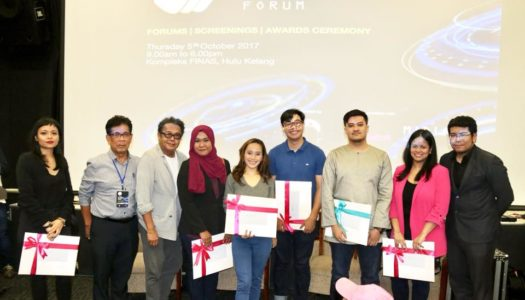 '4TH YOUNG FILMMAKERS & DIGITAL CONTENT FORUM' PLATFORM SUARA KARYAWAN GENERASI BAHARU