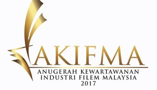 FINAS Iktiraf Kecemerlangan Wartawan Hiburan di Anugerah Kewartawanan Industri Hiburan Filem Malaysia (AKIFMA) 2017