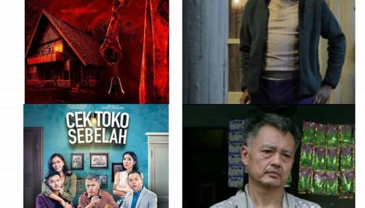 Bront Palarae dan Chew Kin Wah Terima Pencalonan di Festival Filem Tempo (FFT) Indonesia