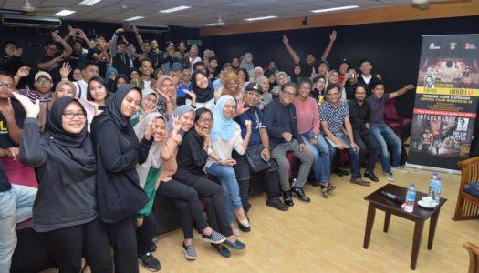 Tayangan dan Apresiasi Filem 'Interchange' di (FiTA) UiTM