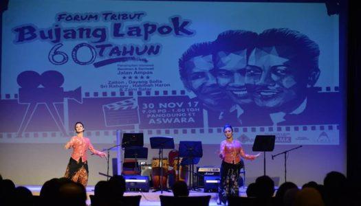 Forum Tribut Bujang Lapok 60 Tahun Rai Kegemilangan Filem Melayu Klasik