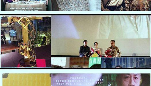 Chew Kin Wah Rangkul Anugerah Aktor Pembantu Pilihan Festival Filem Tempo (FFT) Indonesia