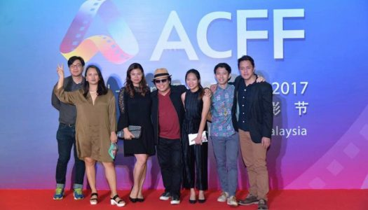 Jack Tan (Shuttle Life) Wins Best Actor At 1st ASEAN-China Film Festival (ACFF2017)