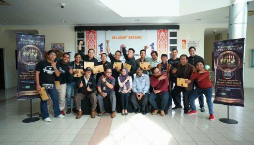 FINAS & CCIG Jana Bakat Karyawan Industri Kreatif Sarawak