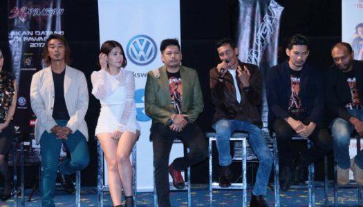 Majlis Tayangan Perdana 'KL Wangan' – Filem Aksi Perlumbaan Kereta