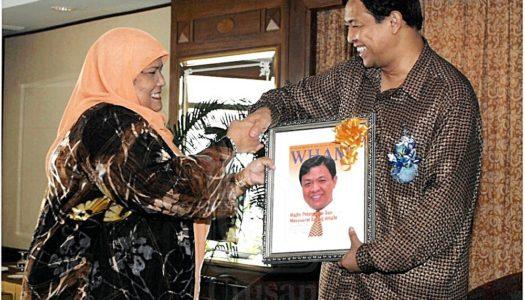 Fauziah Abdul Rauf Wartawan Berjaya