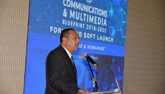 KKMM Perkasakan Sektor Komunikasi & Multimedia Malaysia Menerusi 'Communications & Multimedia Blueprint 2018-2025'
