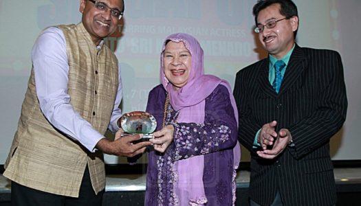 Pengiktirafan Dato' Sri Maria Menado Sebagai Penerbit Filem Wanita Melayu Pertama Menerusi Maria Menado Production