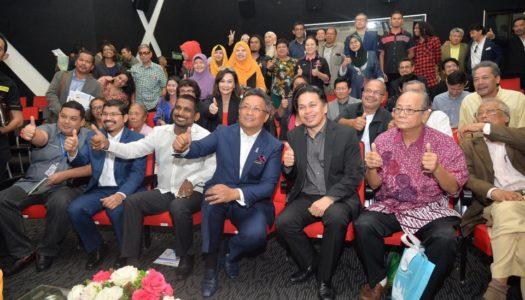 SESI WACANA EKONOMI BERSAMA INDUSTRI MUZIK DAN KREATIF MALAYSIA