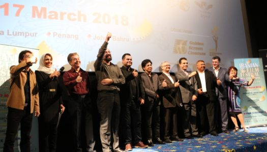 MALAYSIA DAN IRAN BINA HUBUNGAN STRATEGIK MELALUI SENI FILEM