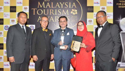 FINAS UNGGULI ANUGERAH IKLAN TELEVISYEN TERBAIK DI 20TH MALAYSIA TOURISM AWARDS
