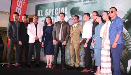 'KL SPECIAL FORCE' PERTARUH AKSI DAN DRAMA