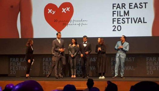 """""""ONE TWO JAGA"""" JADI TUMPUAN DI PEMBUKAAN 20TH UDINE FAR EAST FILM FESTIVAL, ITALI"""
