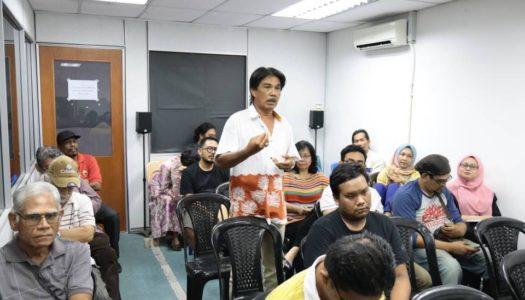 PROGRAM BICARA FILEM ASEAN JANA APRESIASI SINEMA DAN ILMU