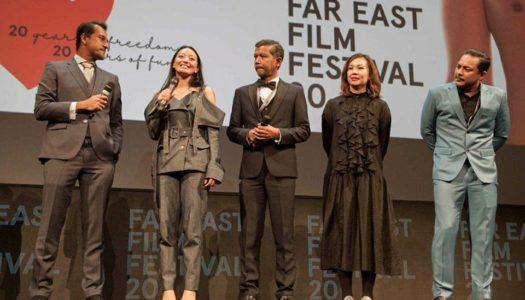 FILEM 'ONE TWO JAGA' TEMBUSI 17TH NEW YORK ASIAN FILM FESTIVAL