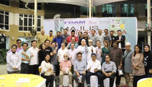 MAJLIS BERBUKA PUASA BERSAMA AHLI PERSATUAN SUTRADARA MALAYSIA (FDAM)