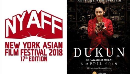 'DUKUN' BERAKSI DI 17TH NEW YORK ASIAN FILM FESTIVAL 2018