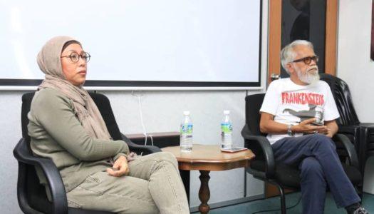PERSPEKTIF ILMU DAN SINEMA DITEROKA DI SEBALIK FILEM 'REDHA'