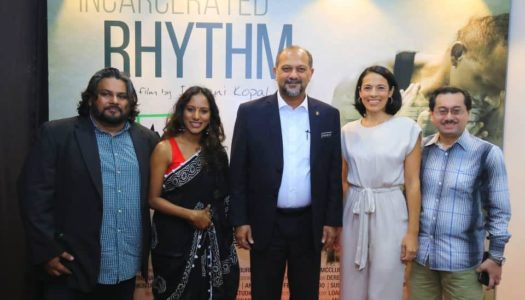 'INCARCERATED RHYTHM' OFFICIAL PREMIERE IN MALAYSIA