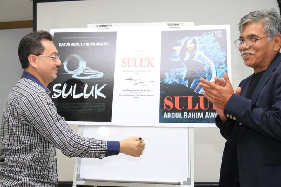 Persatuan Sutradara Malaysia FDAM Encik Rozaidi Jamil Presiden SENIMAN YBhg Datuk Abdul Rahim Awang Para Penggiat Seni Dan Peserta Bengkel