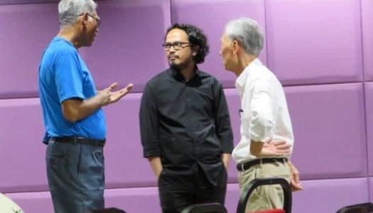 (MALAY) PROGRAM WAYANG@BUDIMAN PLATFORM JARINGAN ILMU