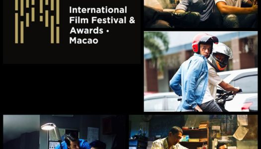 ZAHIR OMAR'S 'FLY BY NIGHT' FEATURED AT 3RD INTERNATIONAL FILM FESTIVAL & AWARDS (IFFAM), MACAO