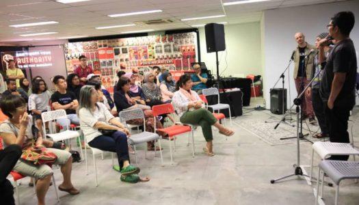 URBANSCAPES FESTIVAL 2018- TAYANGAN DAN APRESIASI FILEM 'LIPS TO LIPS'