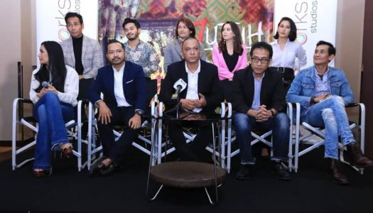 '7UJUH' TEMUI PENONTON DI PAWAGAM 8 NOVEMBER 2018