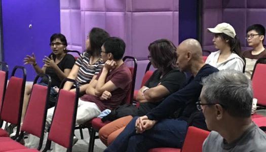 WAYANG@BUDIMAN RAI EKSPLORASI & APRESIASI SINEMA FILIPINA