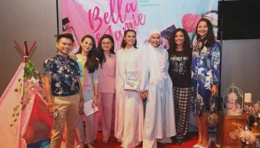 'BELLA & JAMIE' TEMUI PENONTON DI PAWAGAM 31 JANUARI 2019